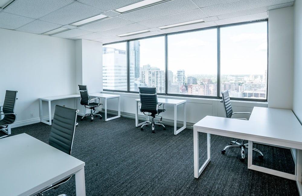 Workhaus 180 Dundas Street West - 9 Person Office