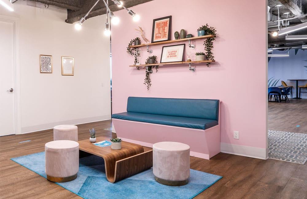 Workhaus 180 Dundas Street West - Breakout Space