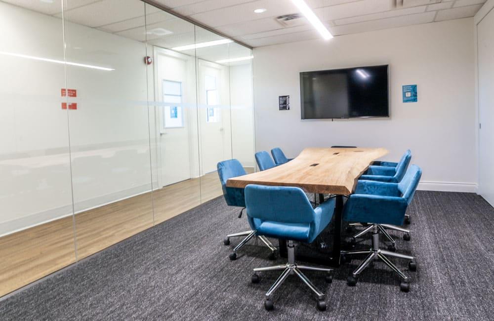 Workhaus 180 Dundas Street West - Meeting Room