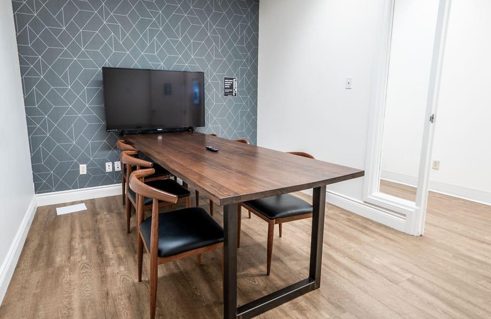 Workhaus 180 Dundas Street West - Small Meeting Room