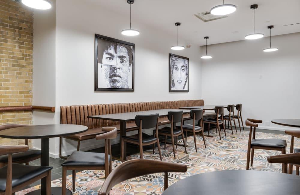 Workhaus 20 Richmond Street East - Lounge Space