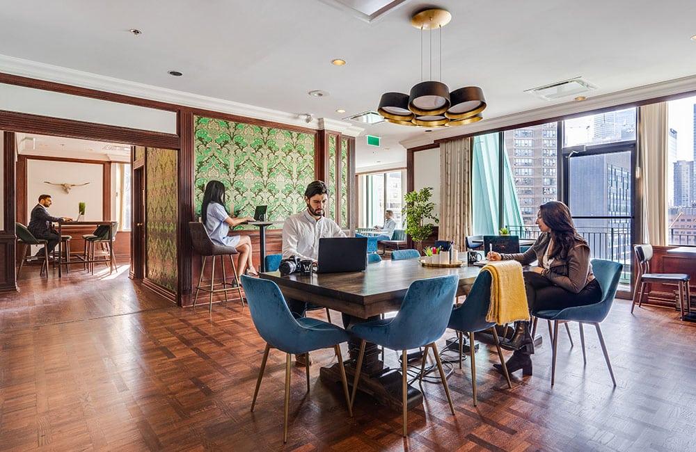 Workhaus 212 King Street West - Lounge