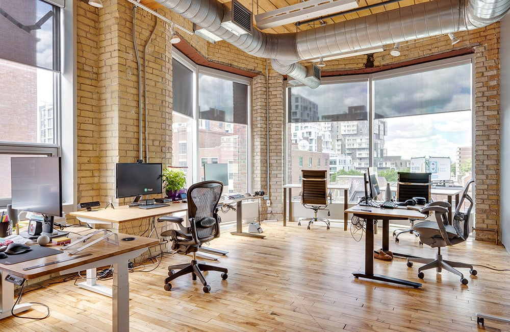 Workhaus 215 Spadina Avenue - 10 Person Office