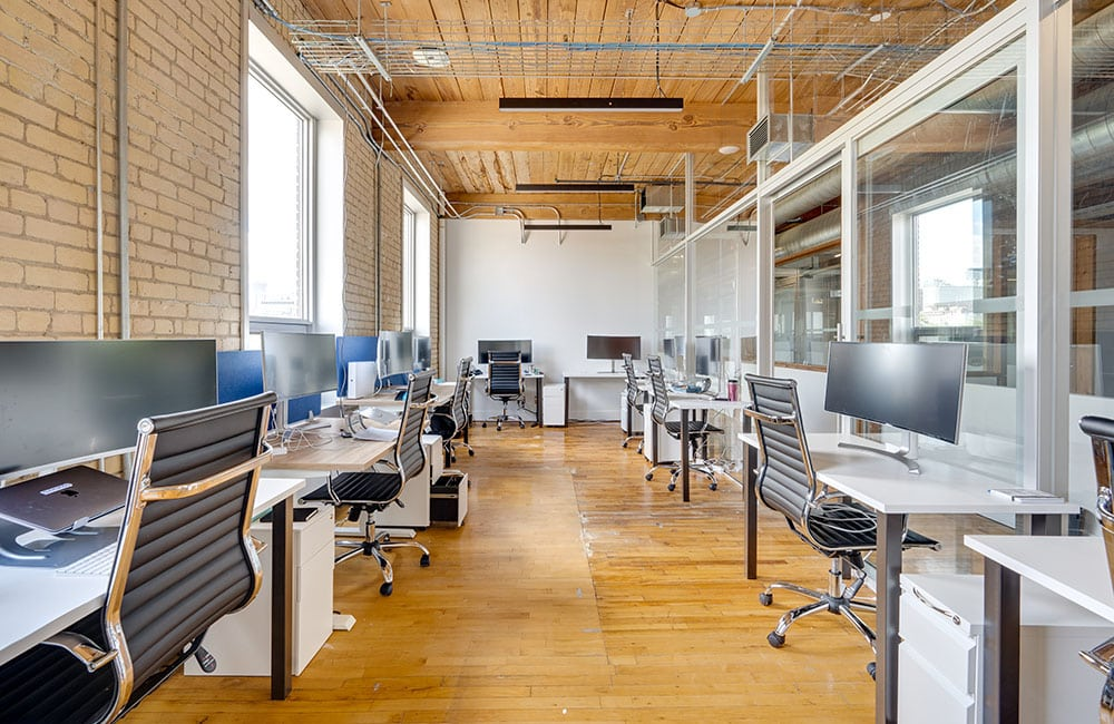 Workhaus 215 Spadina Avenue - 12 Person Office