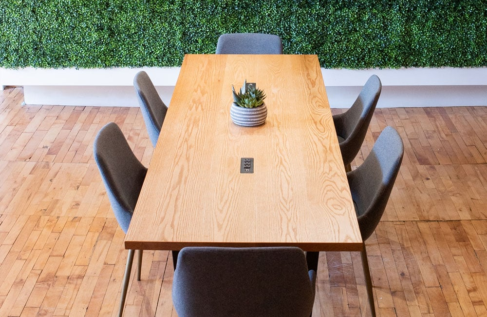 Workhaus 215 Spadina Avenue Communal Table