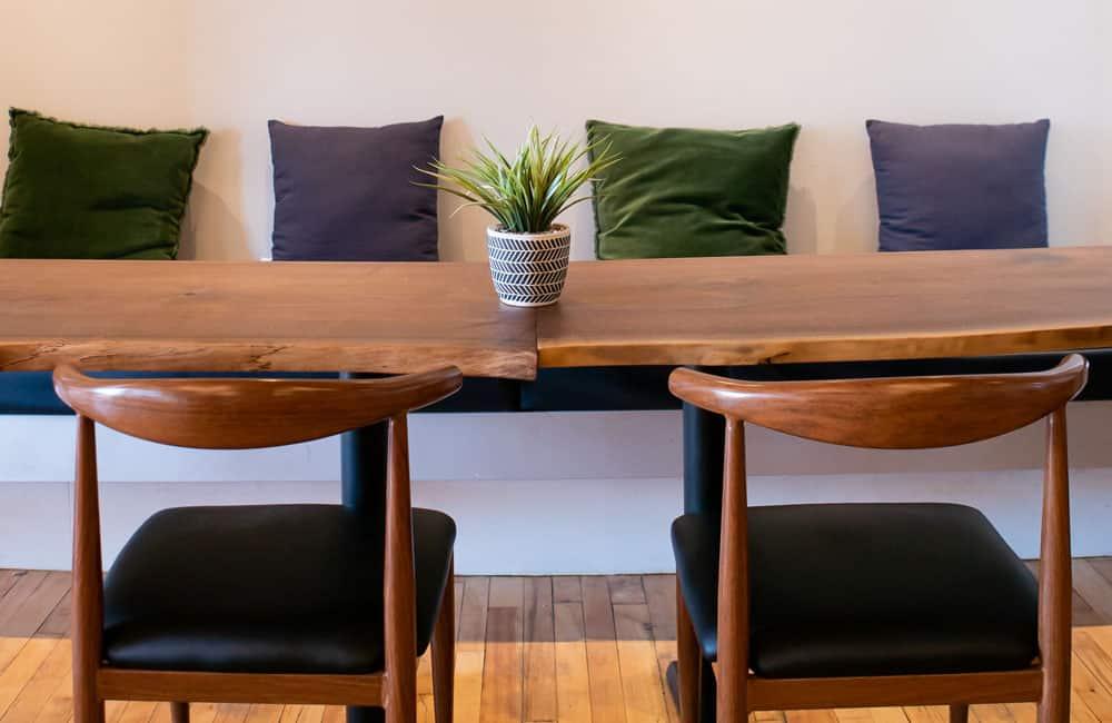 Workhaus 215 Spadina Avenue - Lounge Bench Seating
