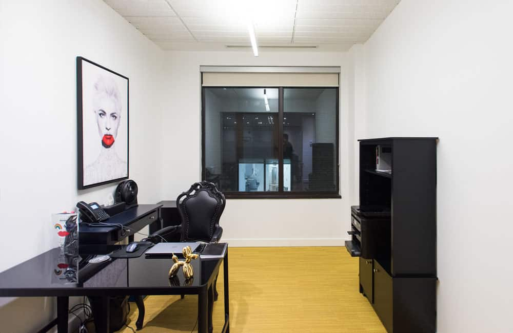 Workhaus 56 Temperance Street - 3 Person Office