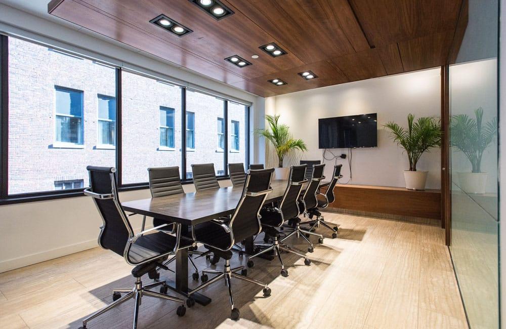 Workhaus 56 Temperance Street - Boardroom
