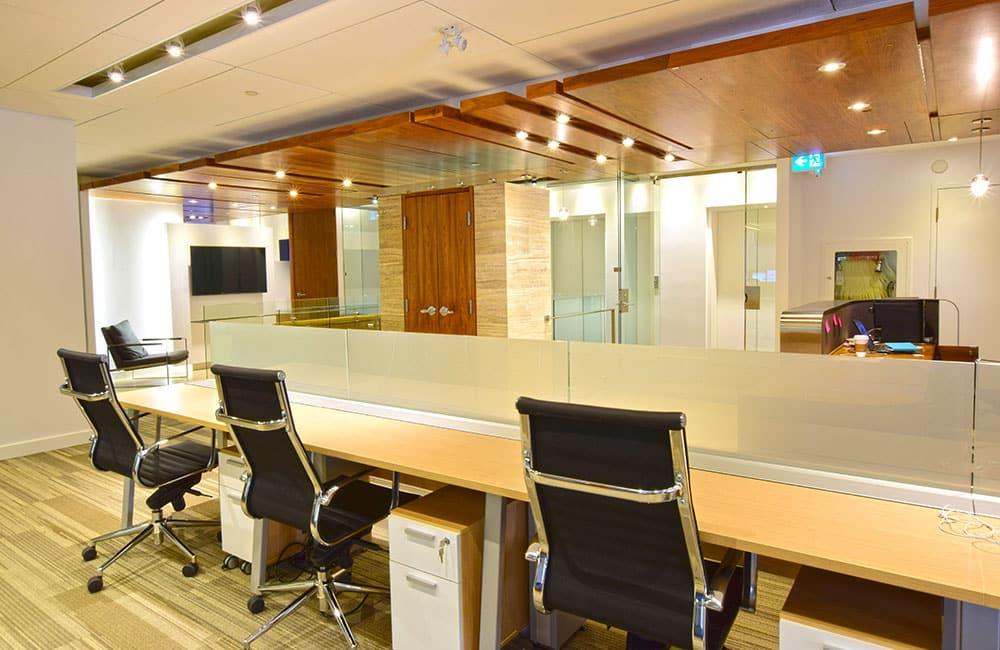 Workhaus 56 Temperance Street - Dedicated Desks