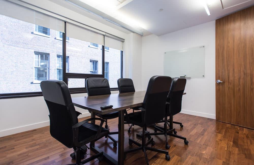 Workhaus 56 Temperance Street - Meeting Room