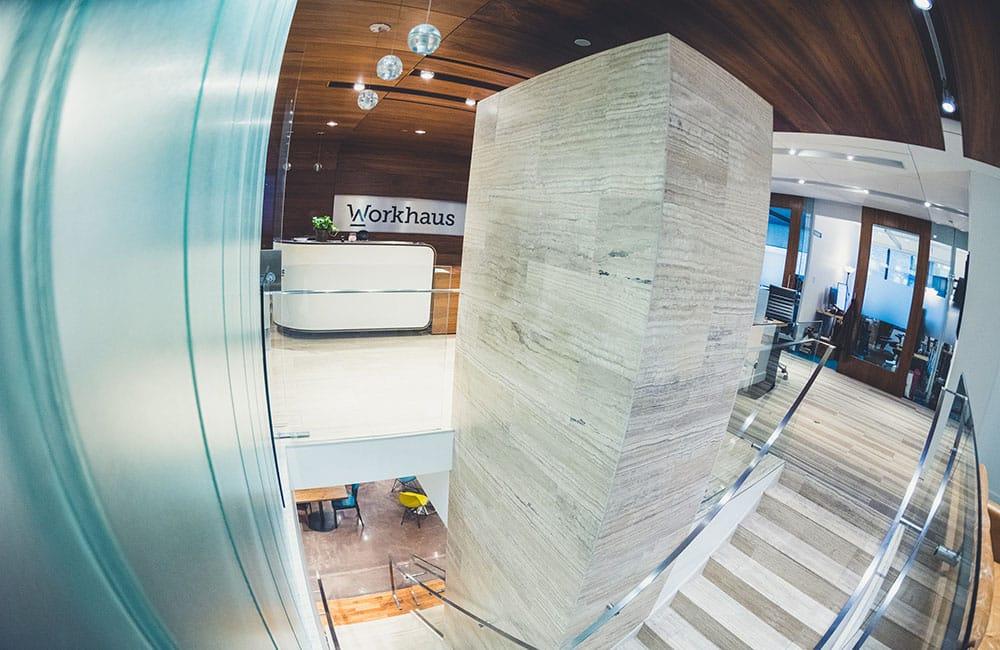 Workhaus 56 Temperance Street - Stairs