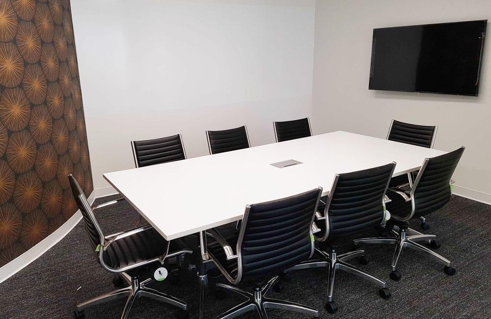 Workhaus Calgary Boardroom