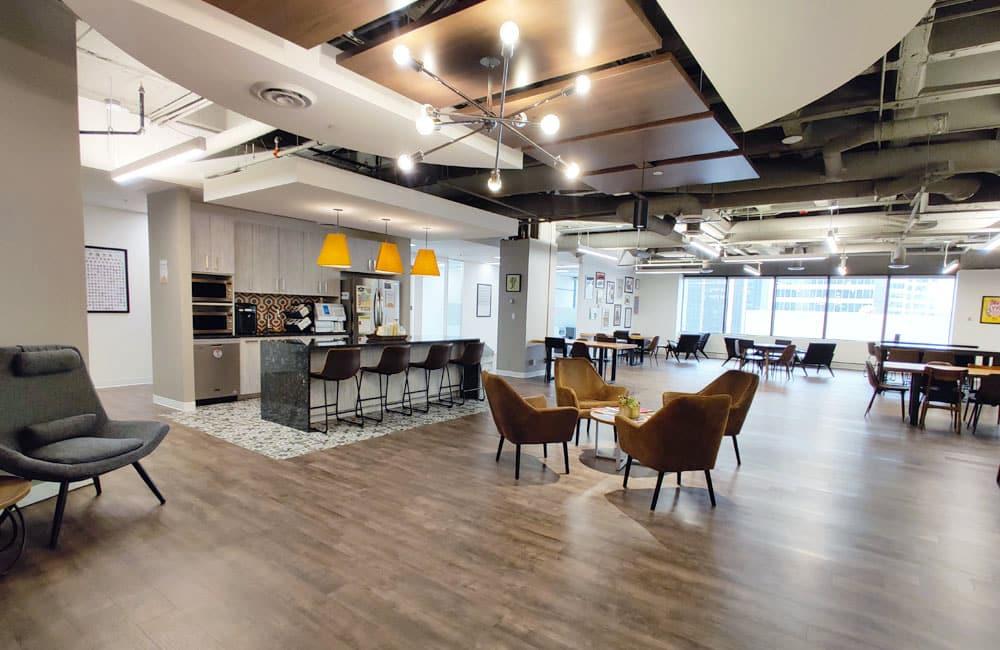 Workhaus Calgary Lounge & Kitchen