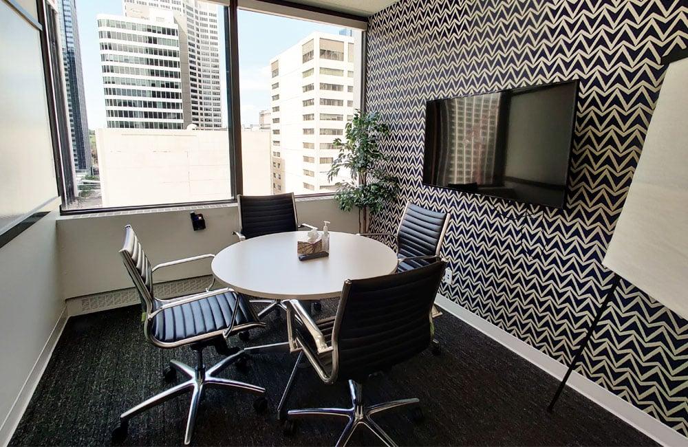 Workhaus Calgary Meeting Room
