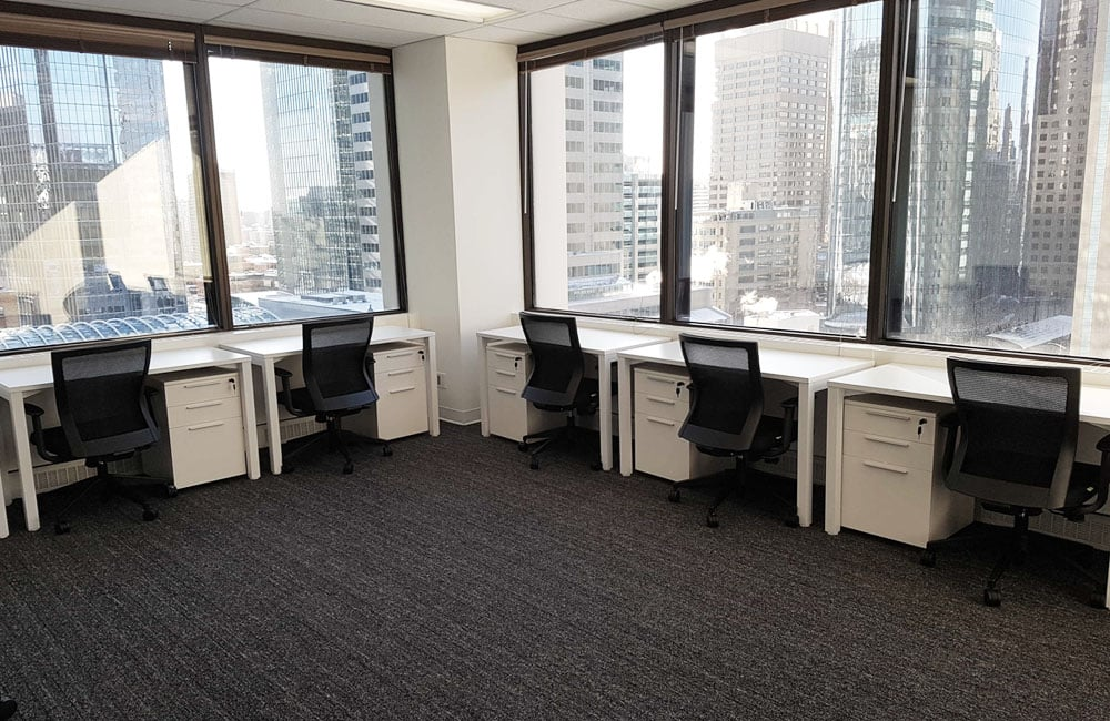 Workhaus Calgary Private Office