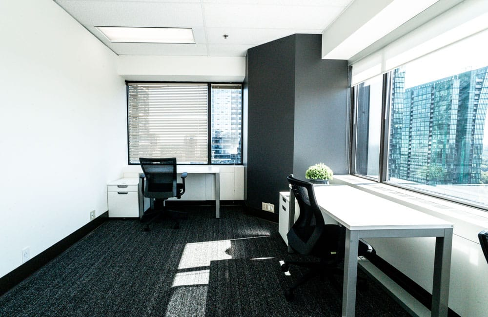 Workhaus North York 3 Person Office