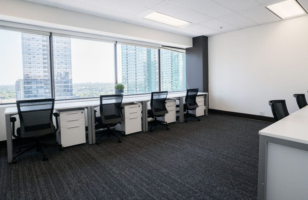 Workhaus North York 8 Person Office
