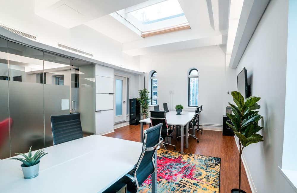 Workhaus 350 Bay Street - 10 Person Office