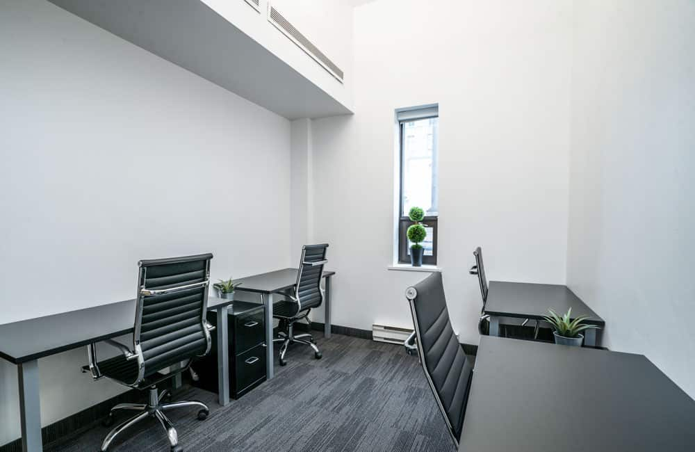 Workhaus 350 Bay Street - 4 Person Office Skylight