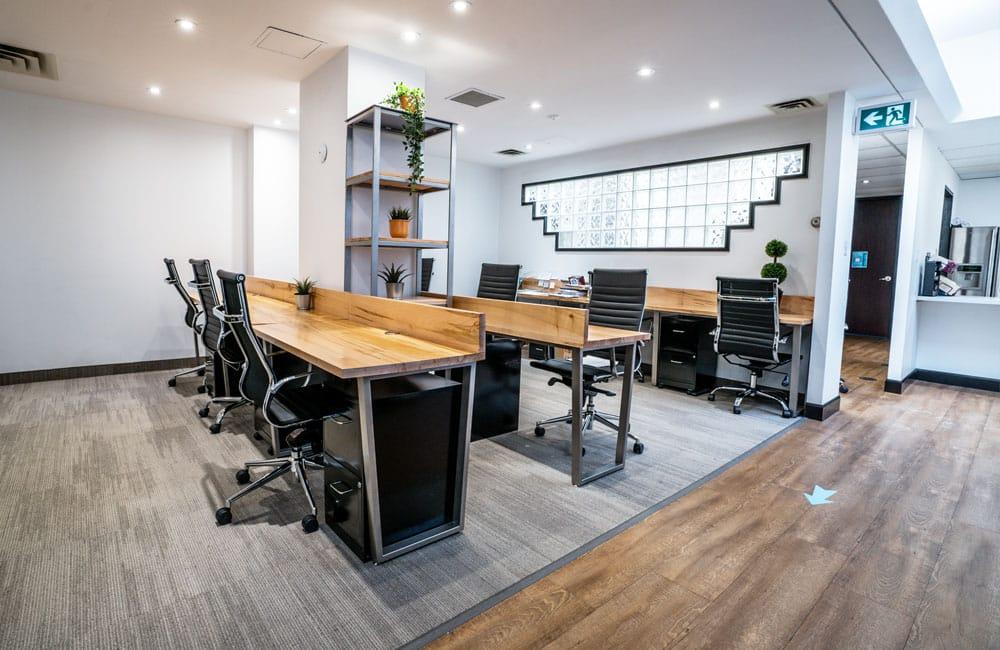 Workhaus 350 Bay Street - Dedicated Desks
