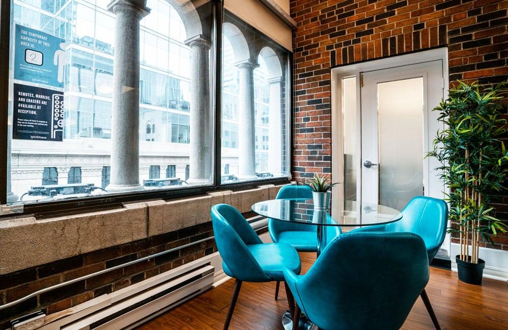 Workhaus 350 Bay Street - Meeting Room