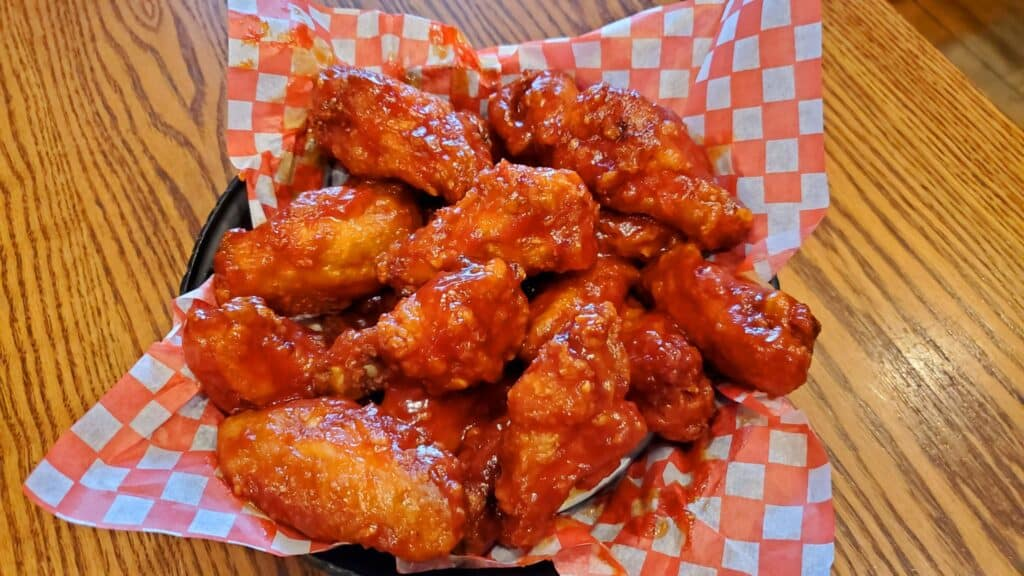 Workhaus | Morty's Pub Chicken Wings